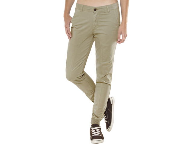 Nihil Ananda Pantalon Femme, weed green
